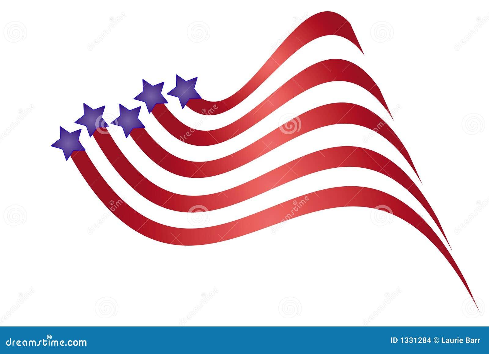 Patriottische Grafisch