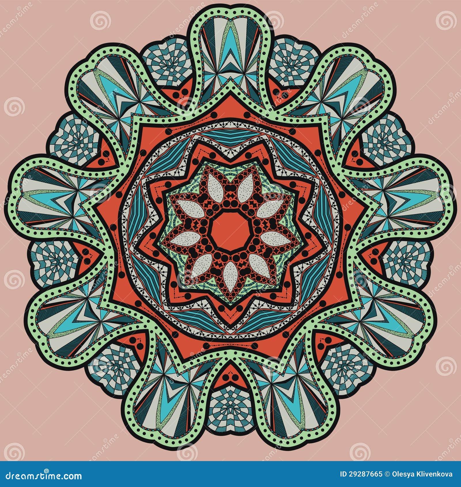 Patroon 02 van de symmetrie