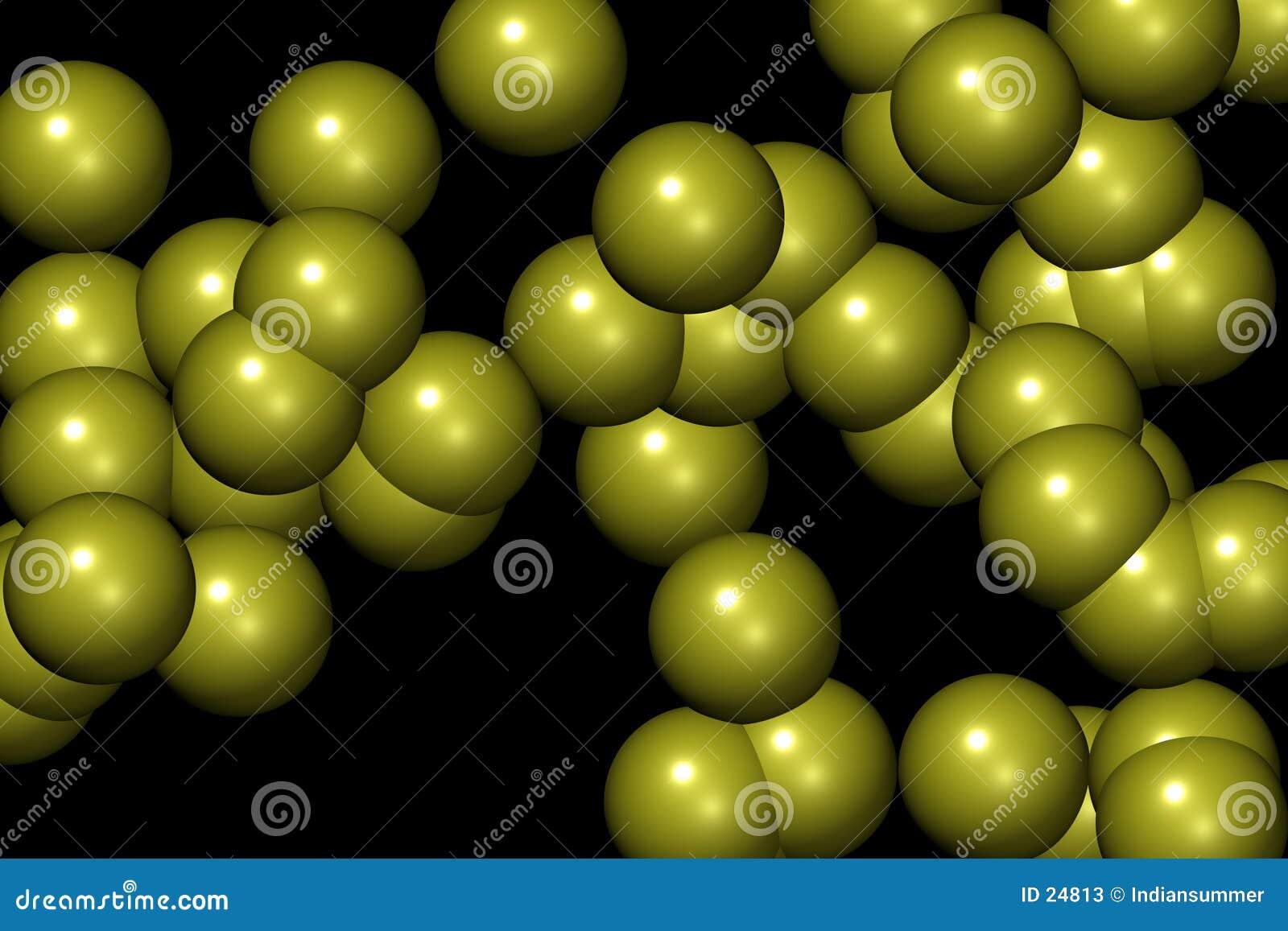 Patroon IV van ballen