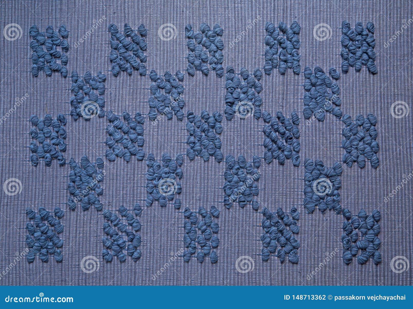 Patroon van de deurmat van het schaakpatroon