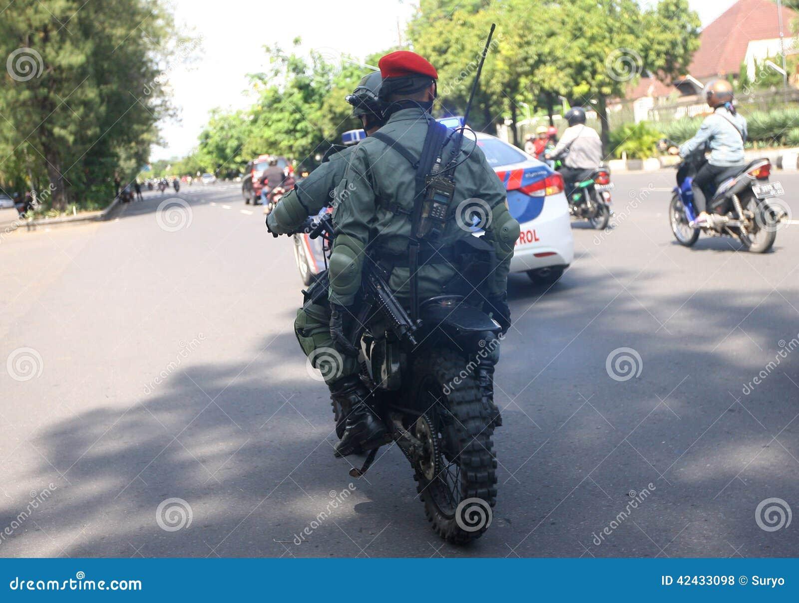 Patrulla del ejército