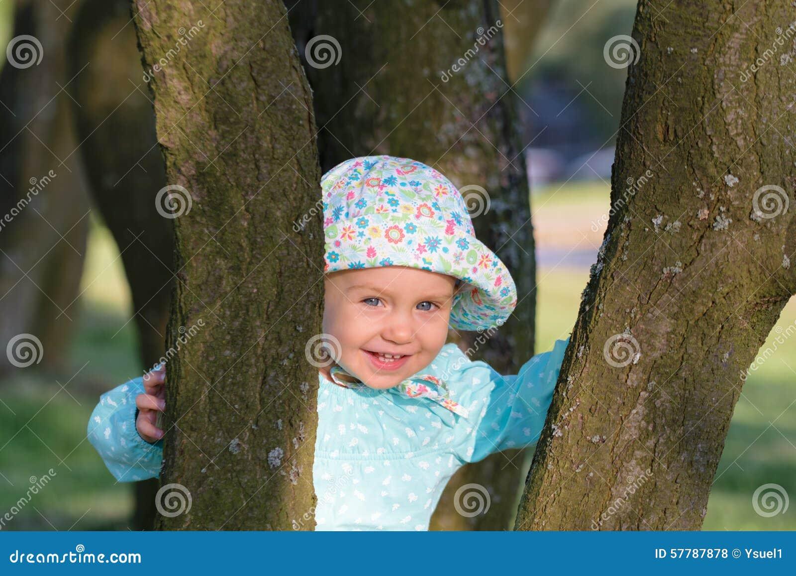 Patrycja Amongst Trees 1 Stock Photo Image Of Enjoy 57787878