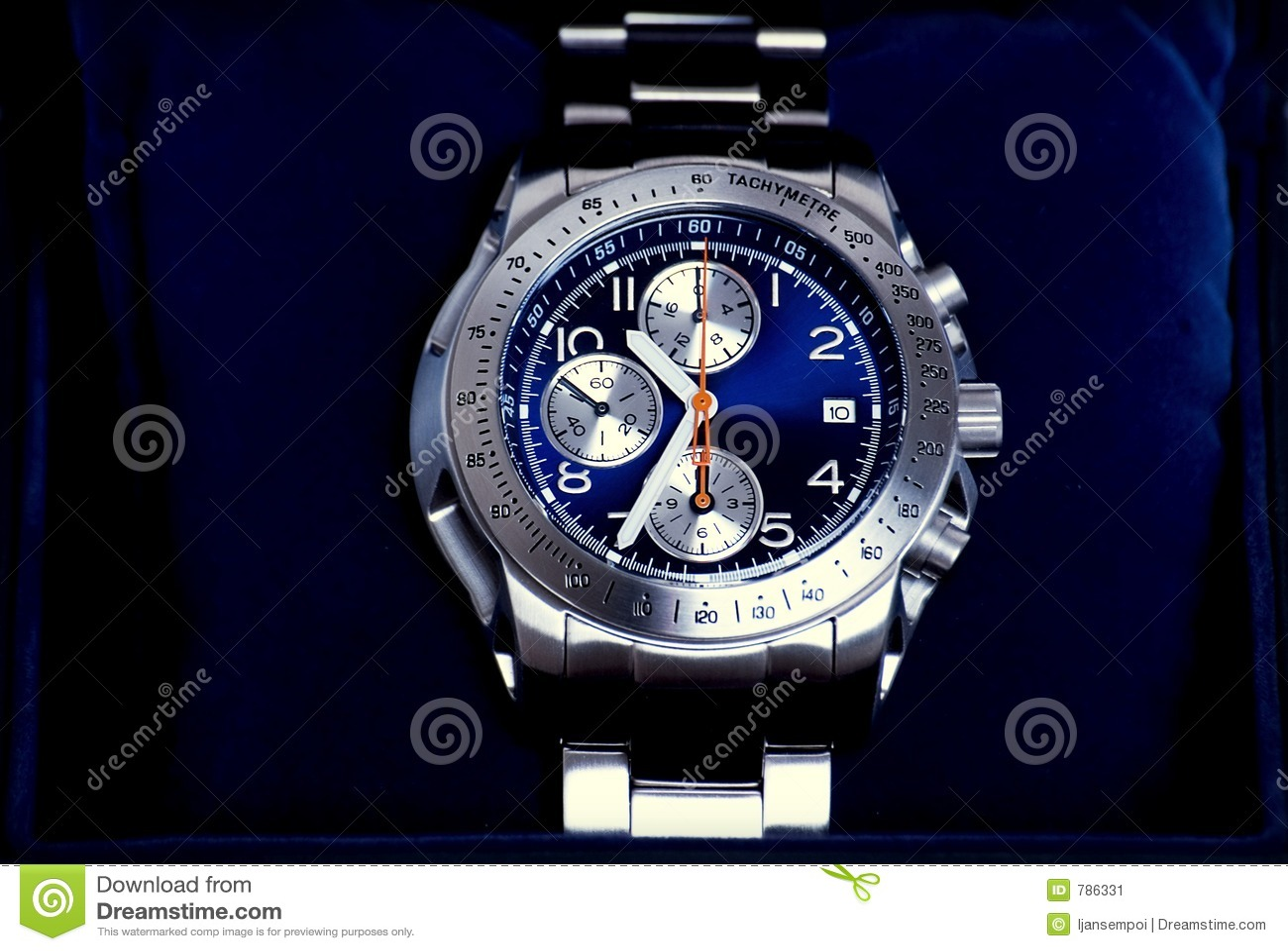 Patrz chronografu