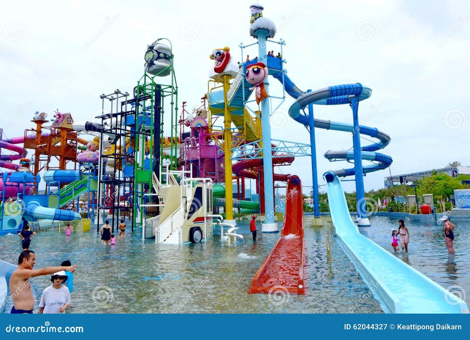 Pattaya cartoon network park