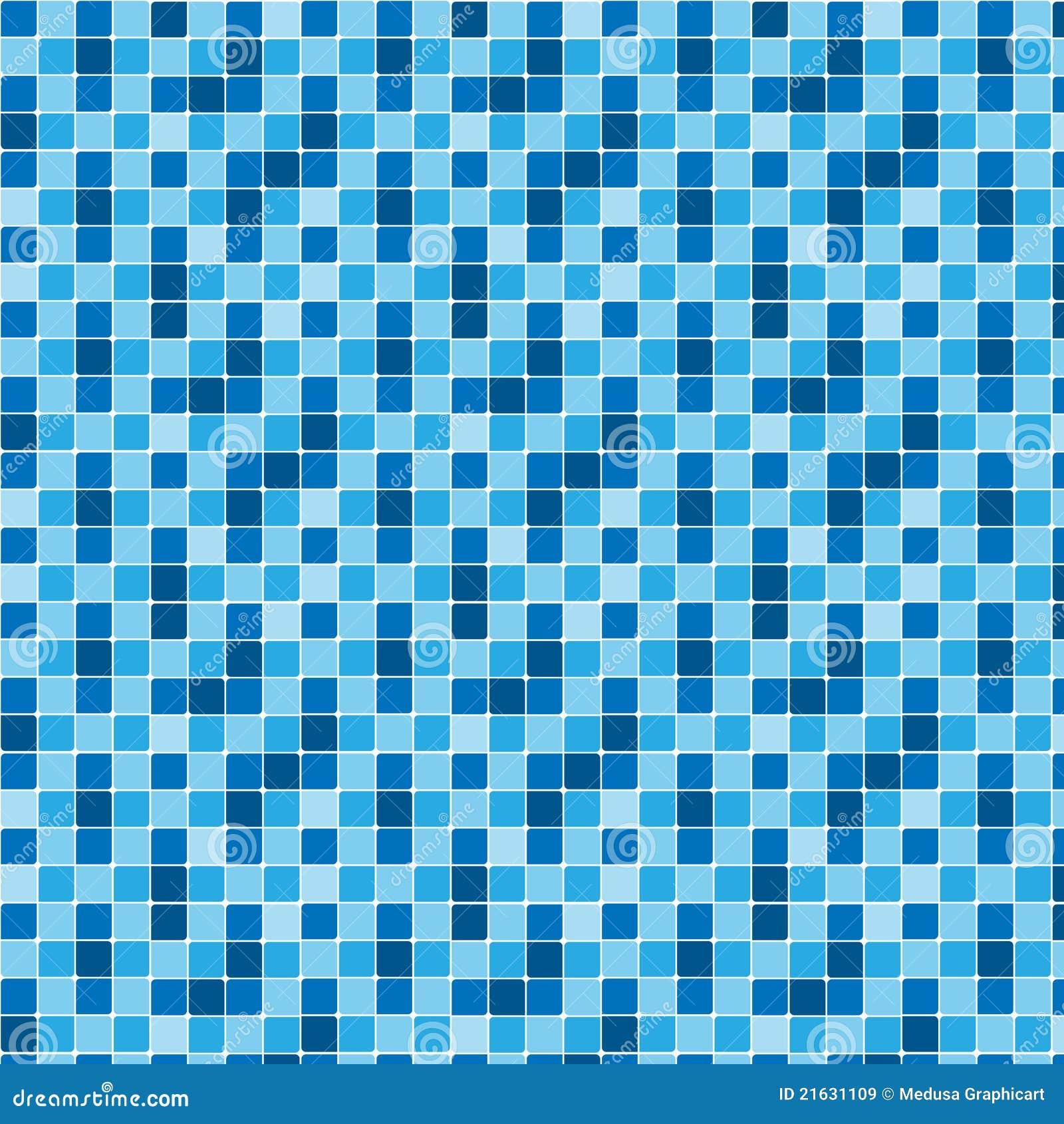 pattern blue tiles texture cartoon vector 21631109. Black Bedroom Furniture Sets. Home Design Ideas