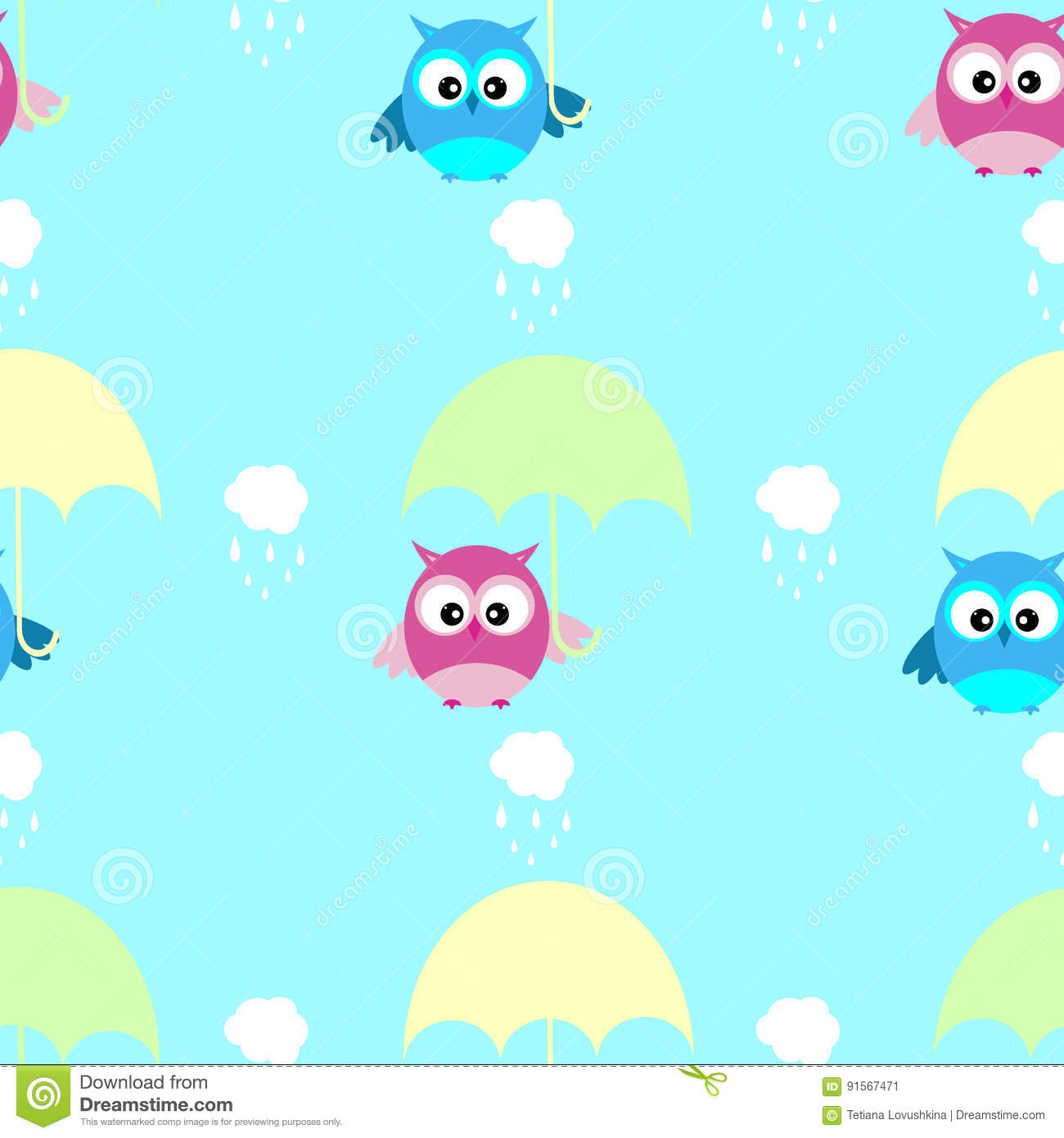 image about Umbrella Pattern Printable Free titled Practice inventory vector. Example of umbrell, lovable