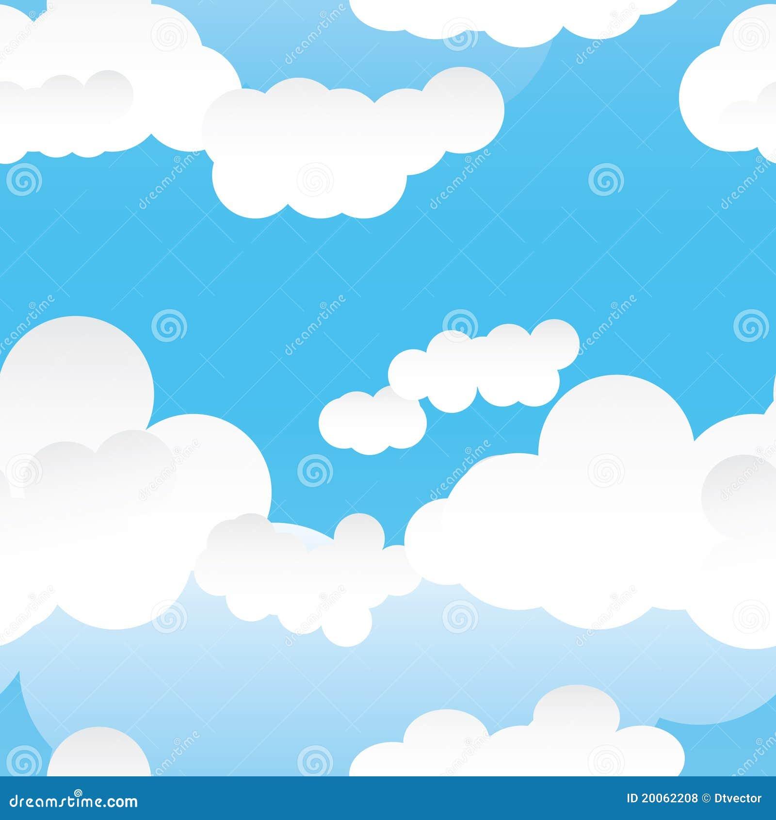 Pattern_eps inconsútiles de la nube