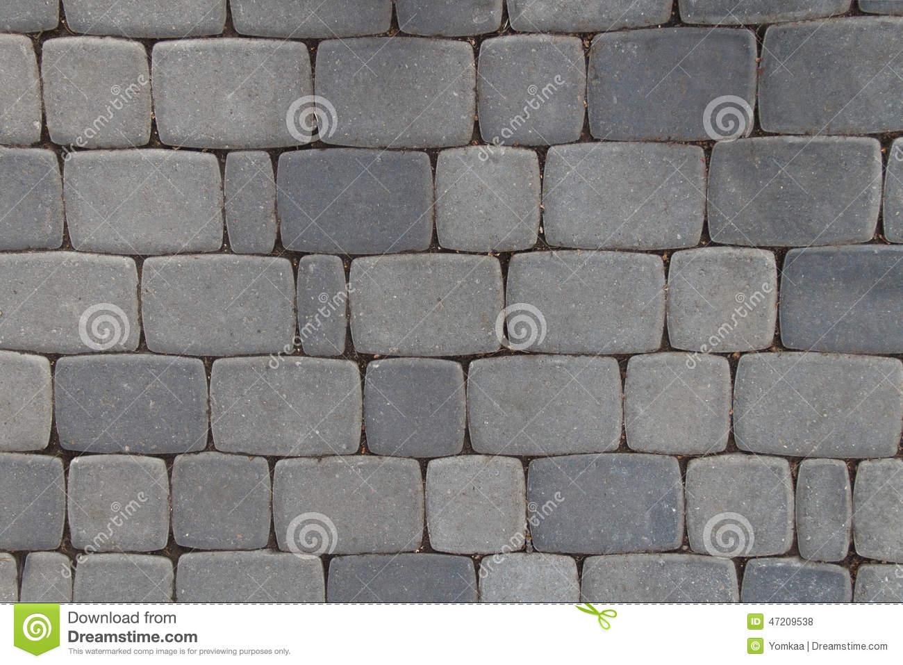 Maple Leaf Square Floor Plans Pattern Of Gray Sidewalk Pavers Stock Photo Image 47209538