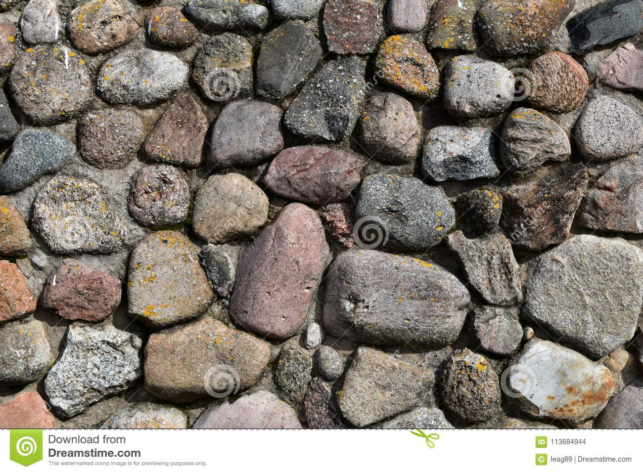 Stones outdoors wall background