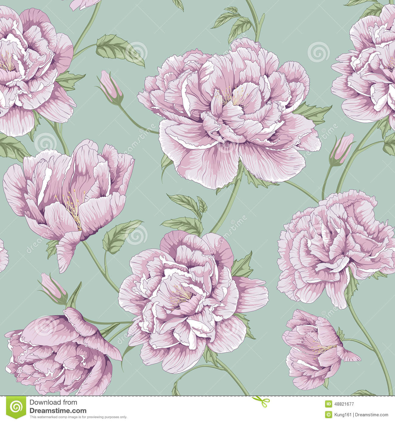 Peony flower isolated on white stock vector 368014568 shutterstock - Pattern Peony Flower Illustration Stock Vector Image 1300x1390