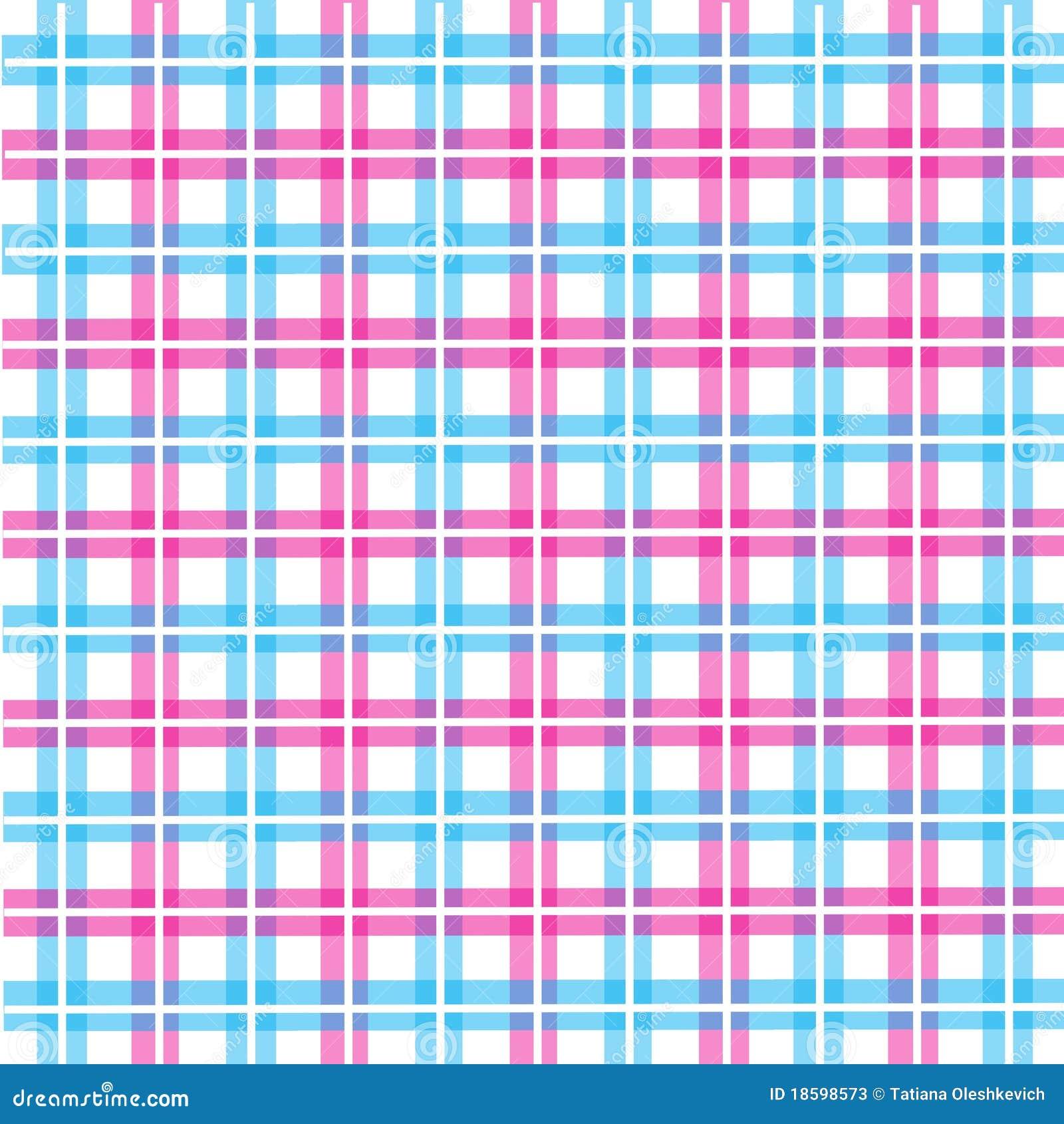 Pattern Picnic Tablecloth Stock Photos - Image: 18598573