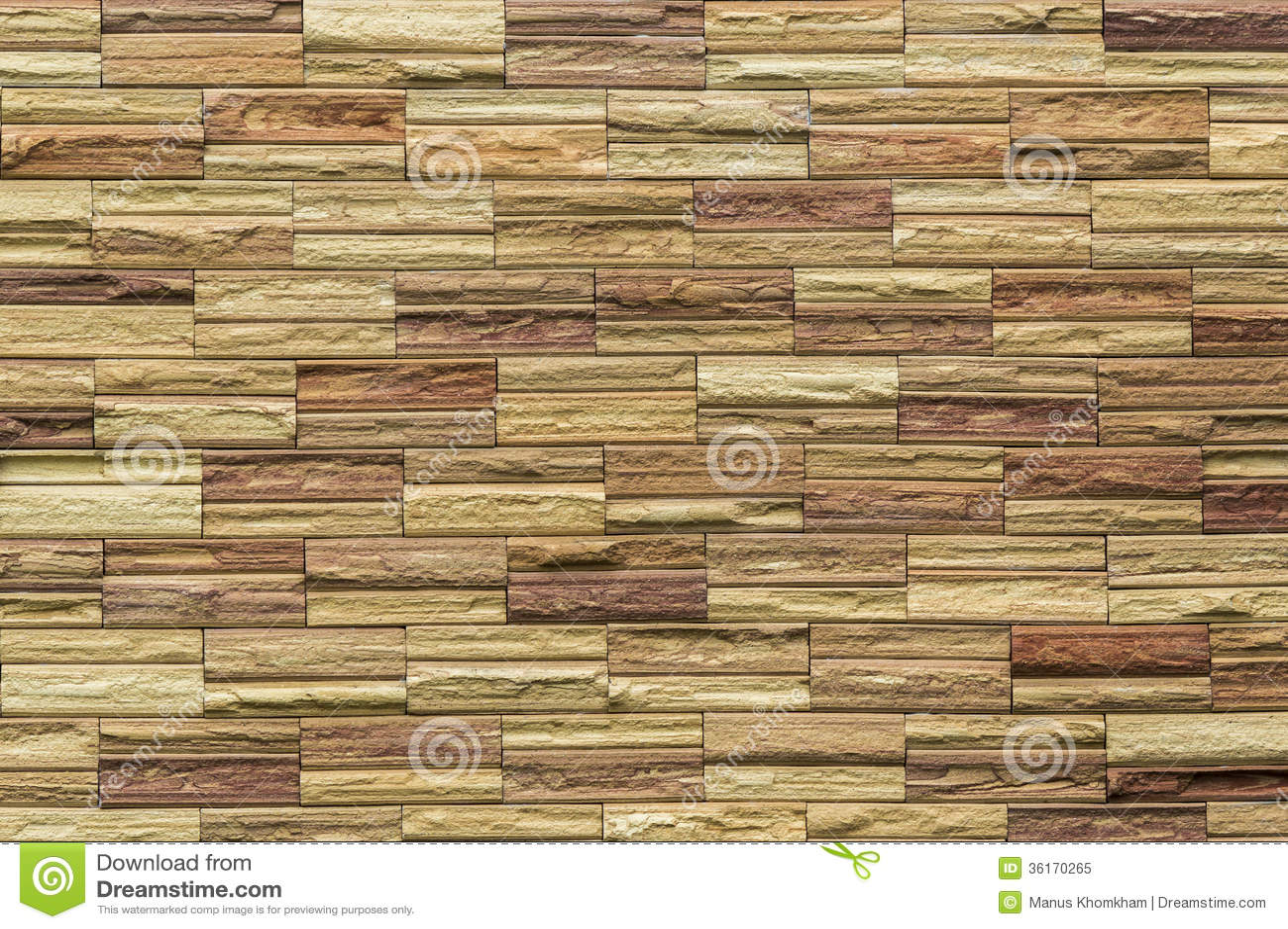 Brick Tile Wall Interior Design