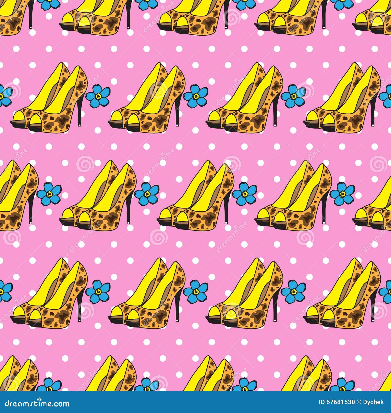 5b383c39a Pattern Shoes Style Pop Art Stock Illustrations – 91 Pattern Shoes Style  Pop Art Stock Illustrations