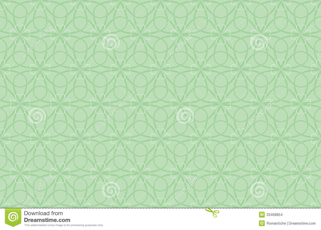 Pattern For St. Patricks Day Stock Images - Image: 33468854