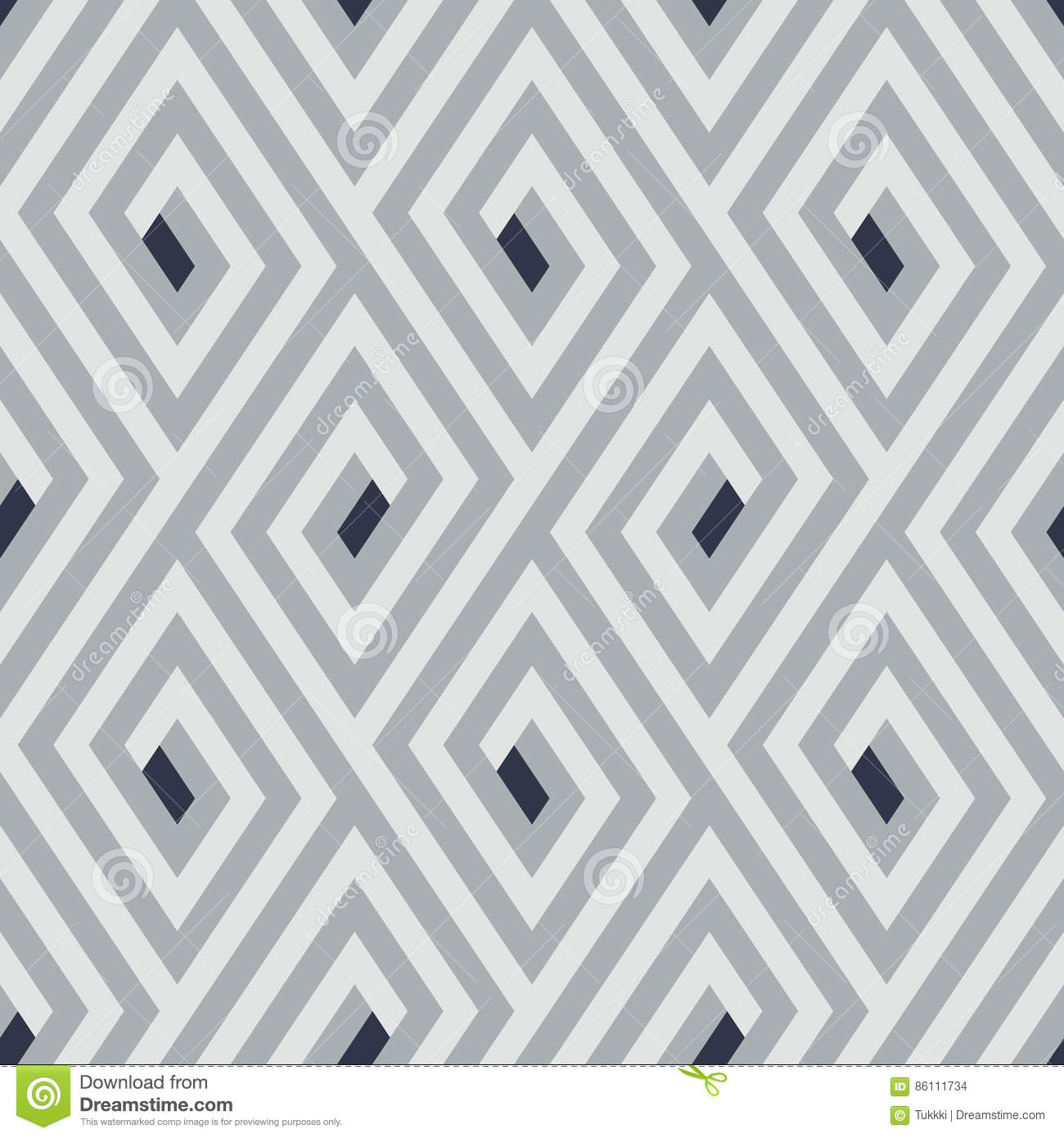 Lines And Shapes : Pattern with stripe chevron geometric shapes cartoon