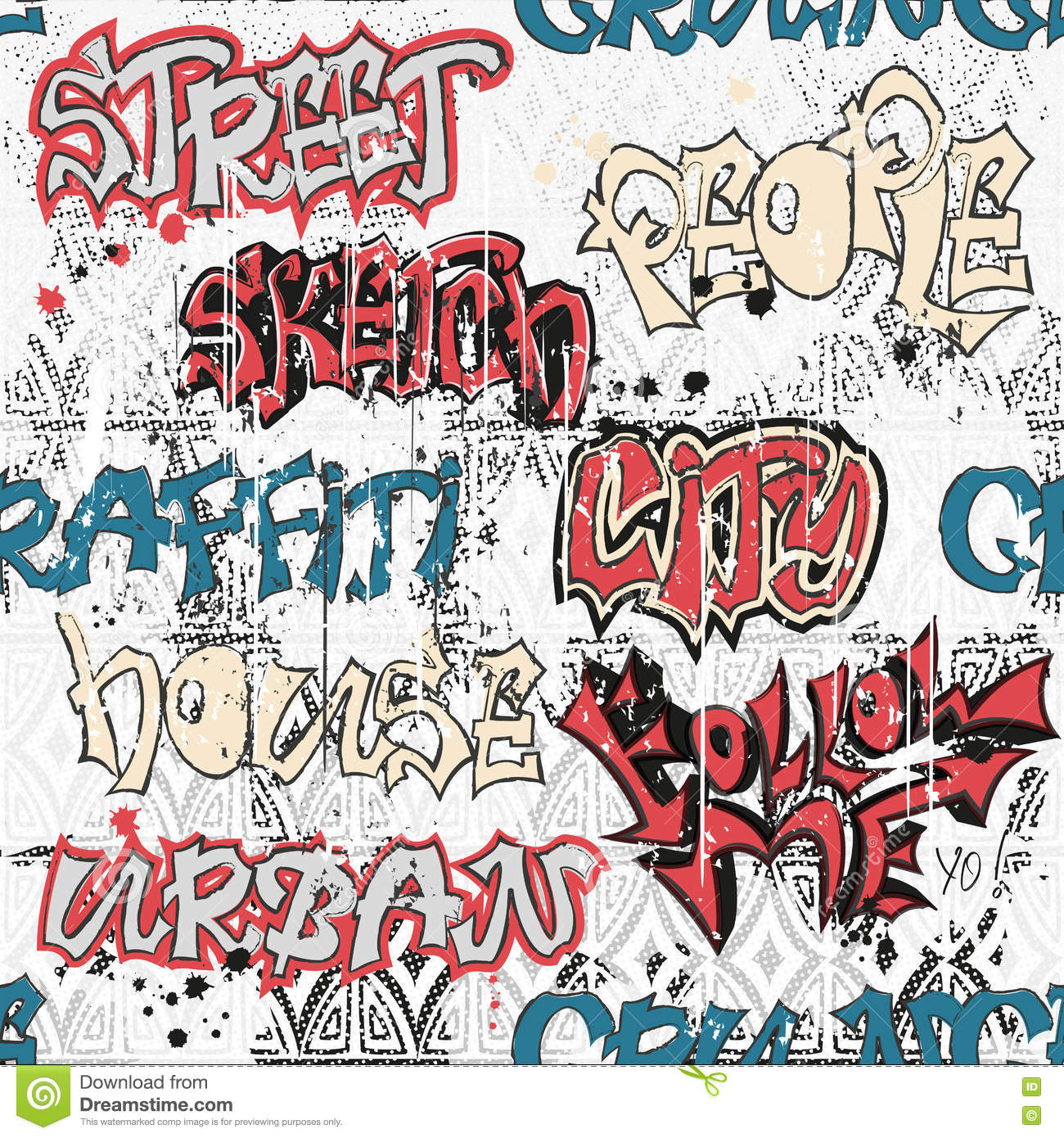 Style Urban Graphic
