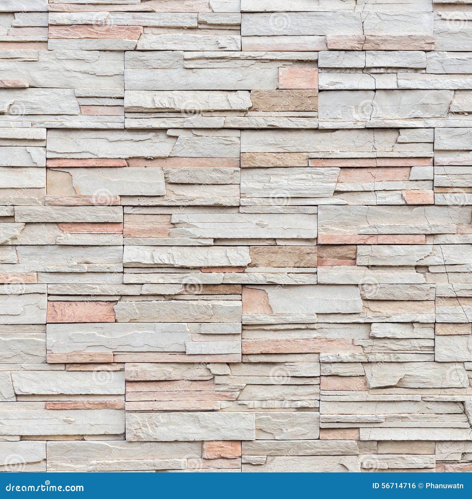 Travertine Stone Wall : Natural travertine stone background stock image