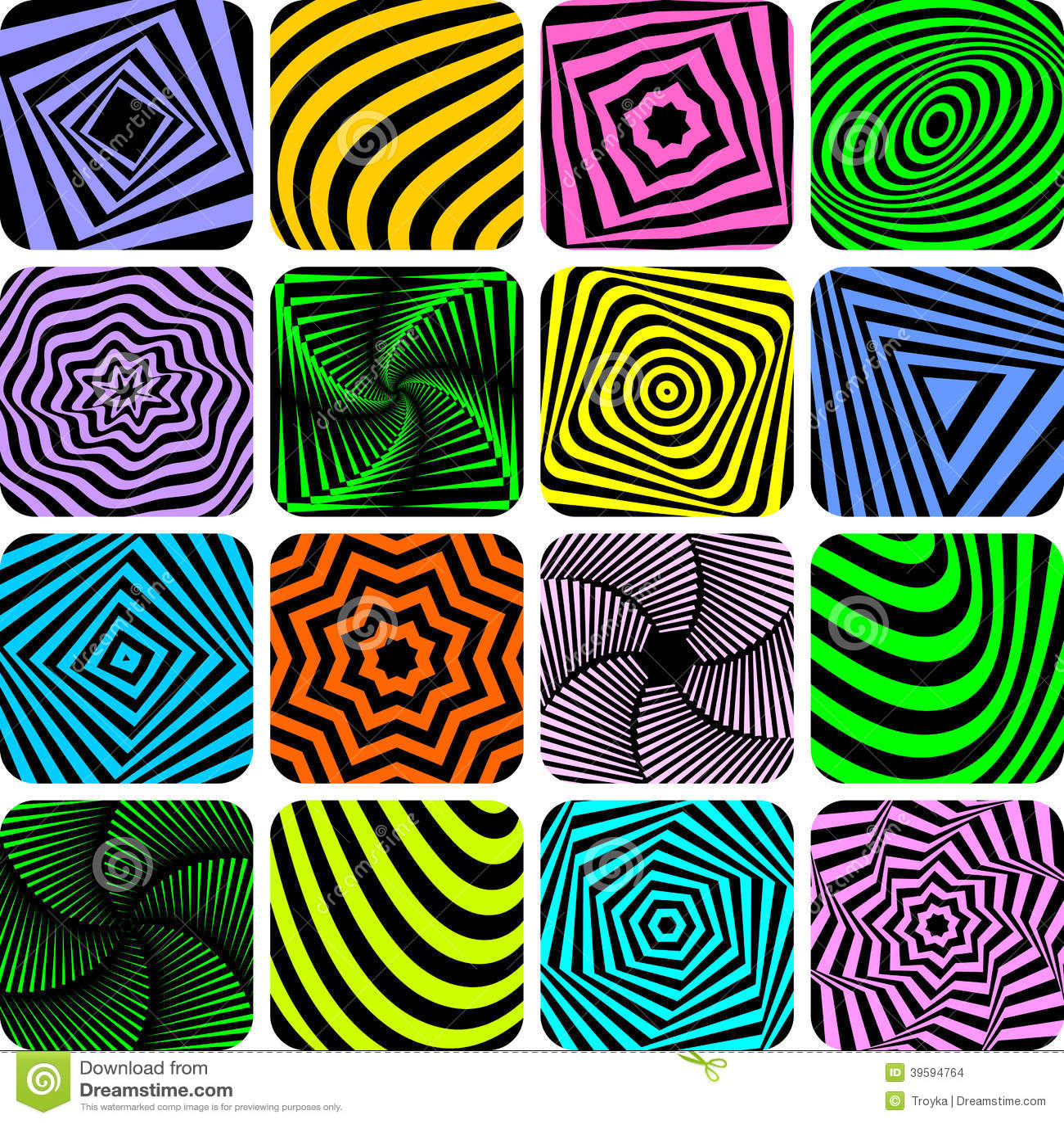 Elements Of Design In Art : Patterns set design elements stock vector image