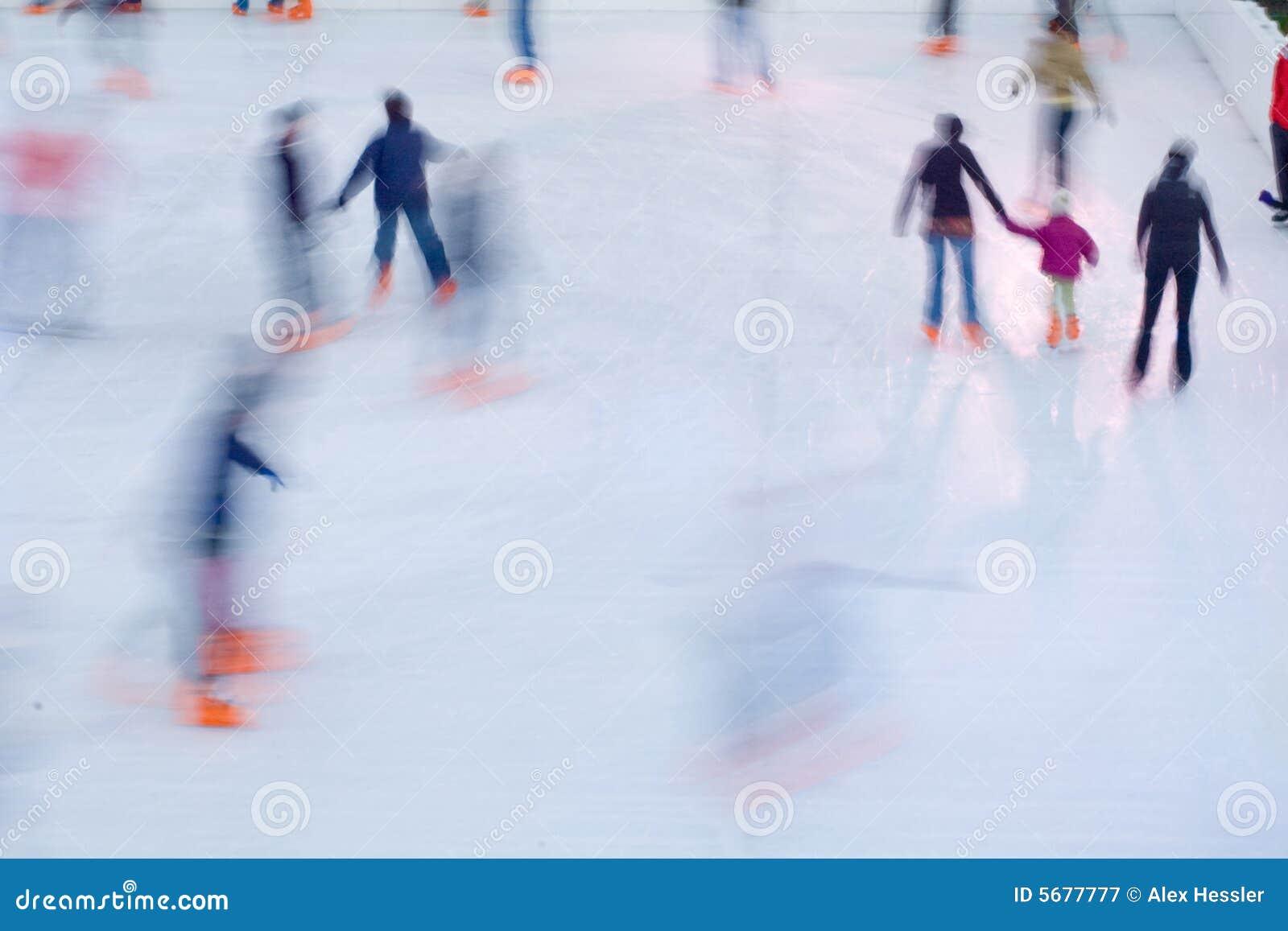 Pattinatori di ghiaccio