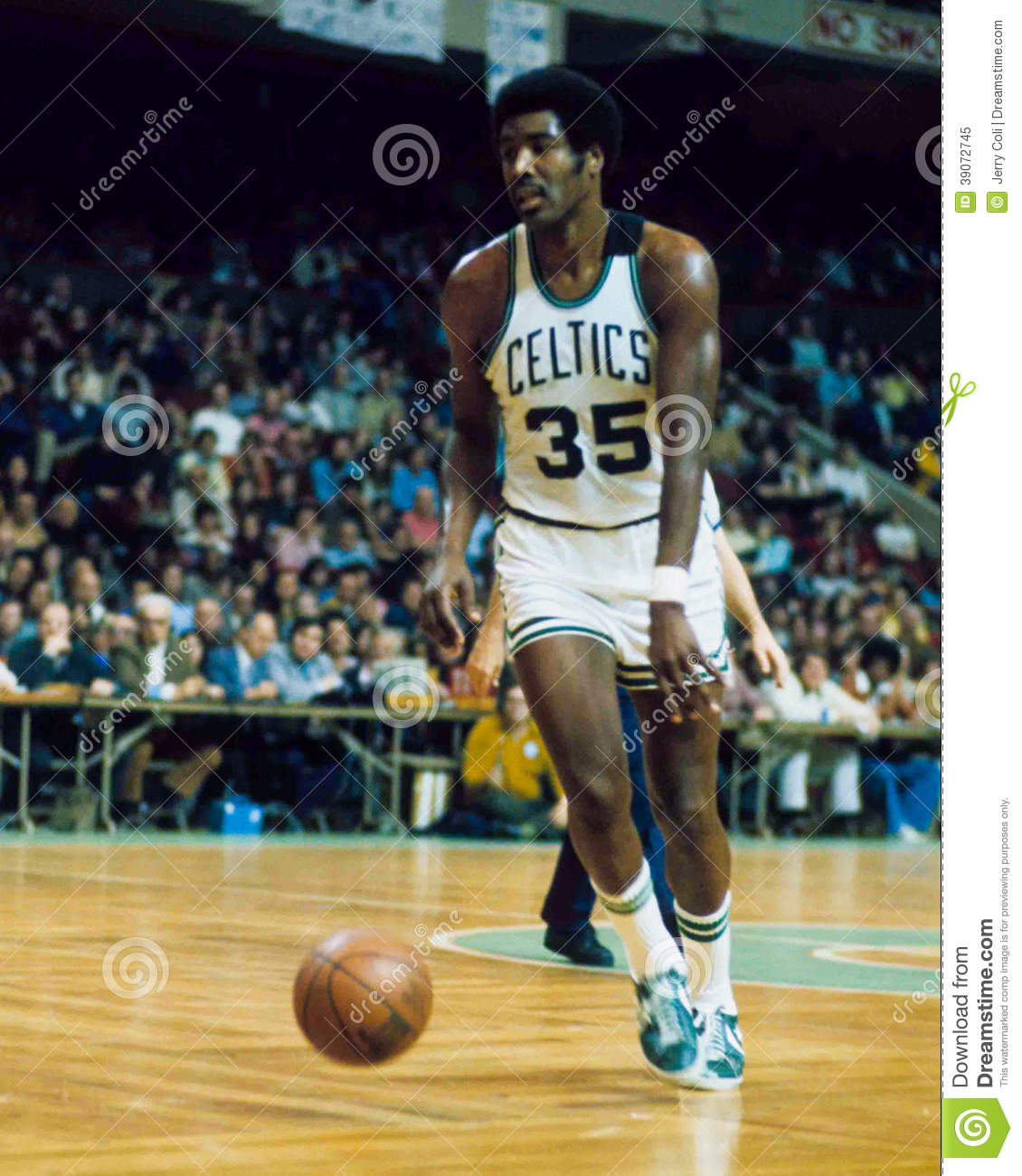 Paul Silas Boston Celtics Editorial Image Image