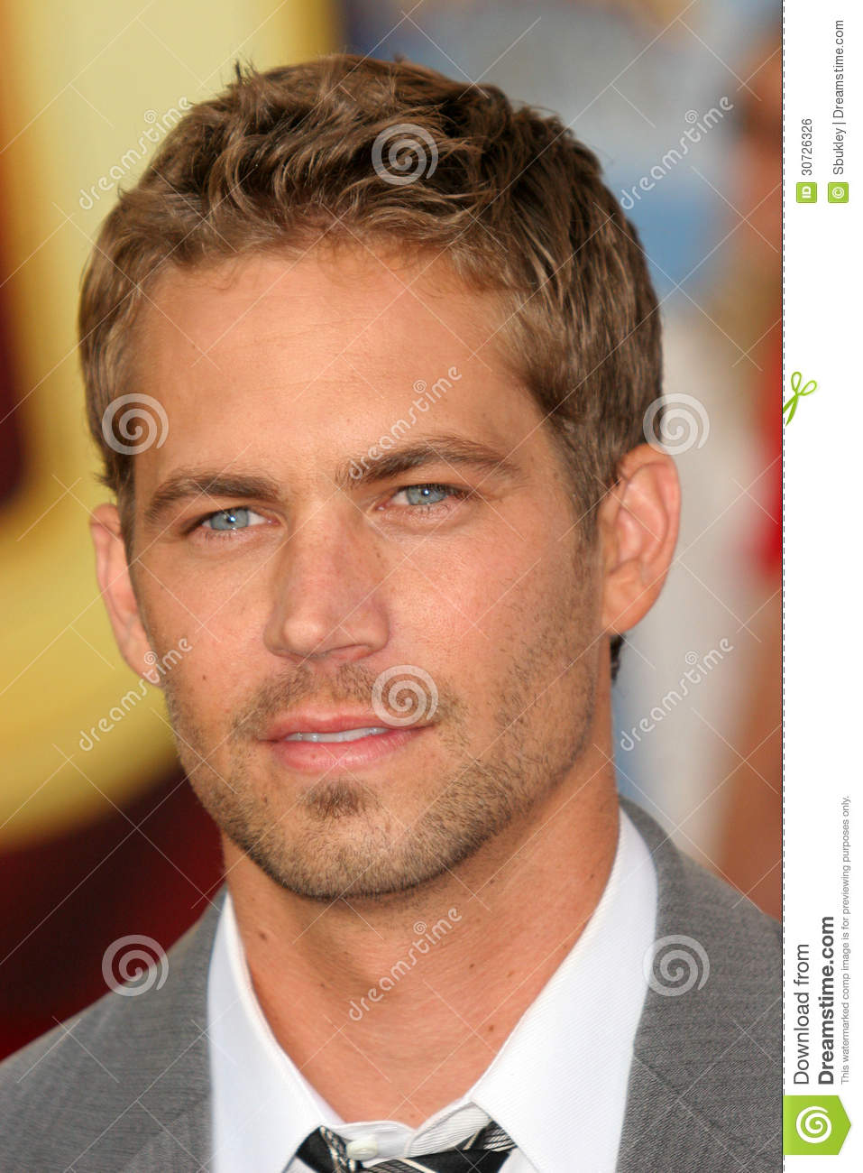 Paul Walker Redaktionell Bild - paul-walker-30726326