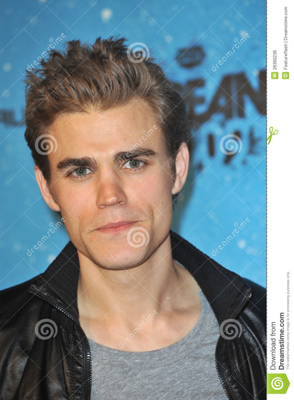 paul wesley photoshoots