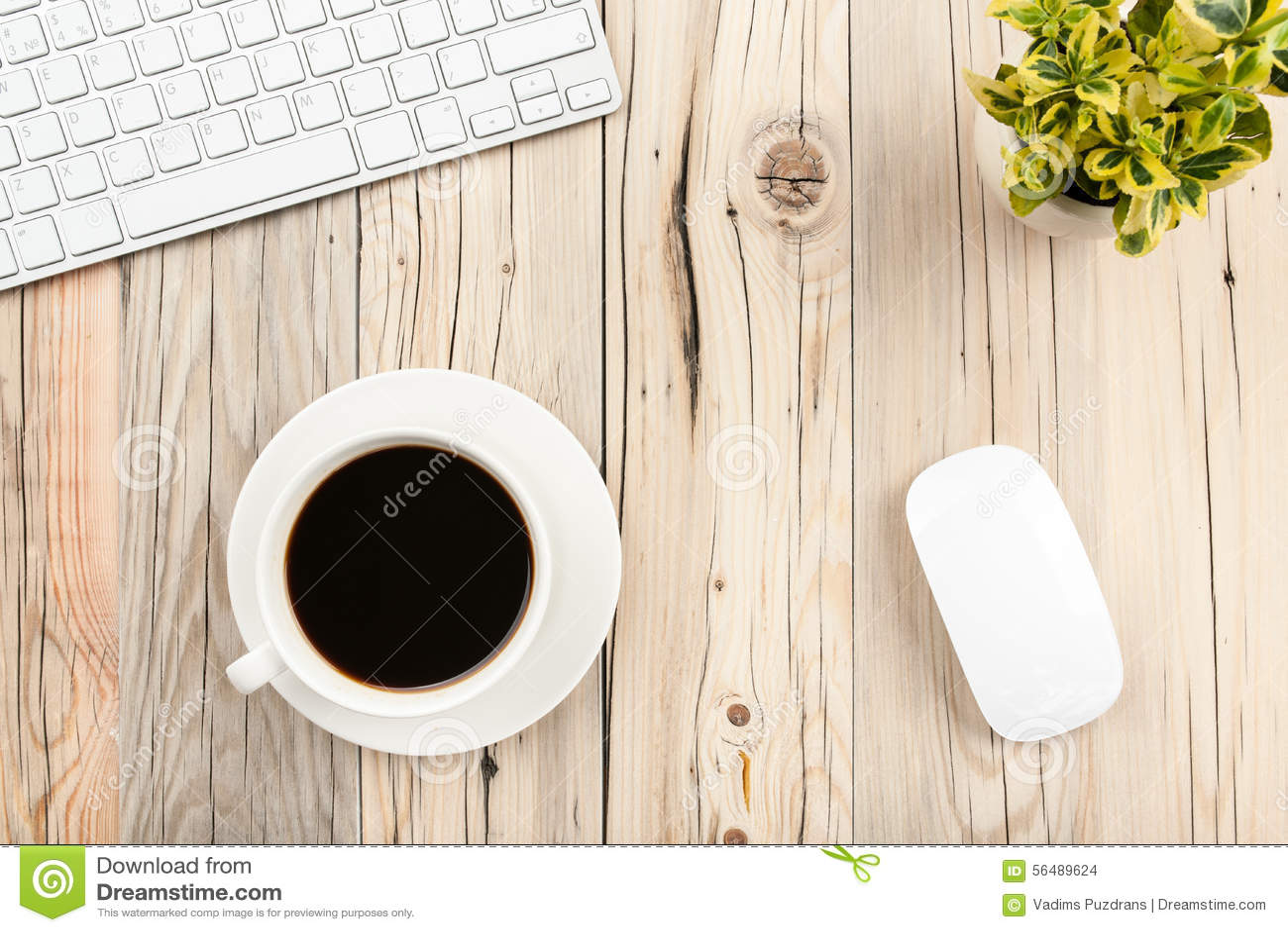 Pause-café dans le bureau