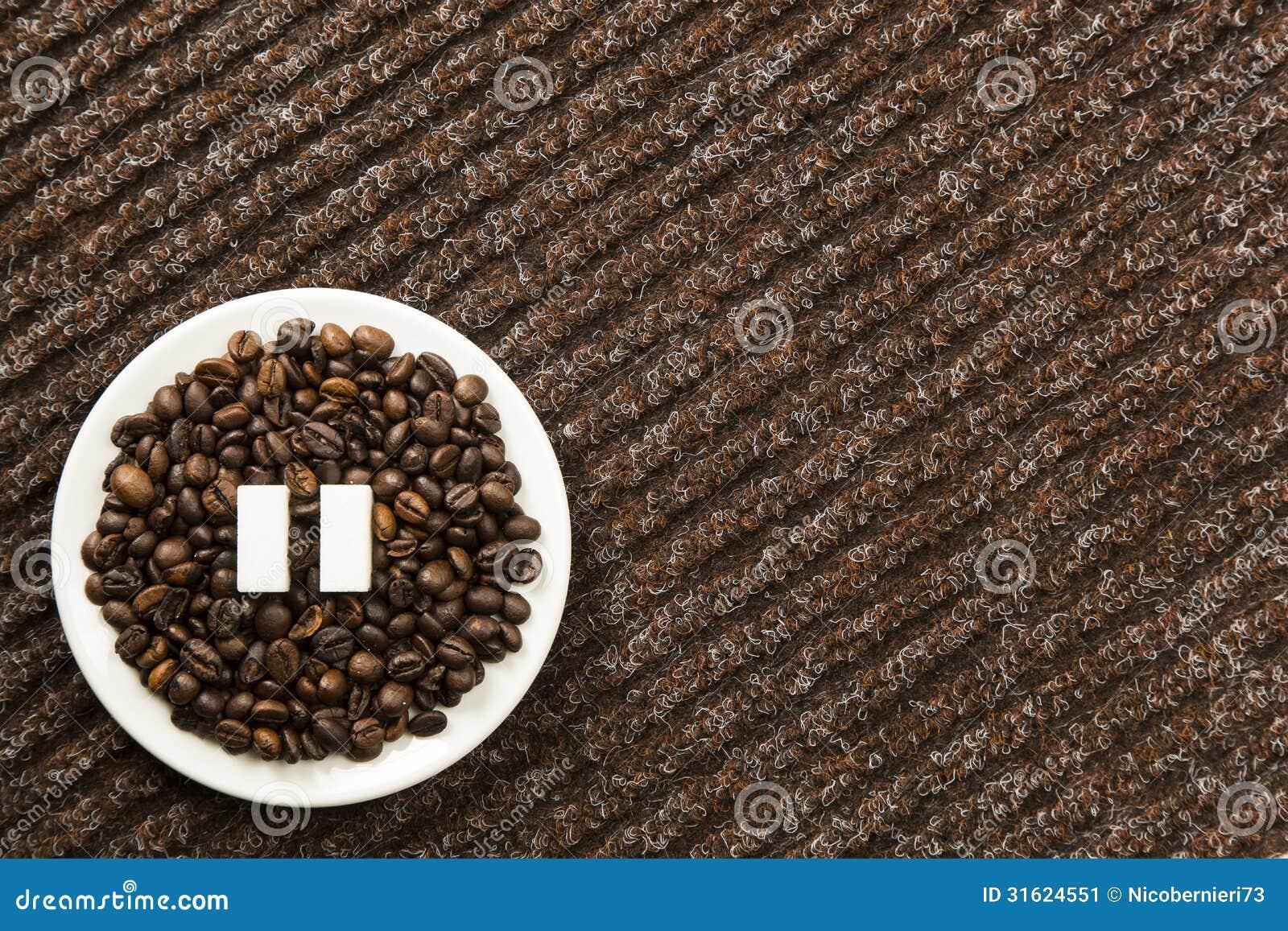 Pause de café