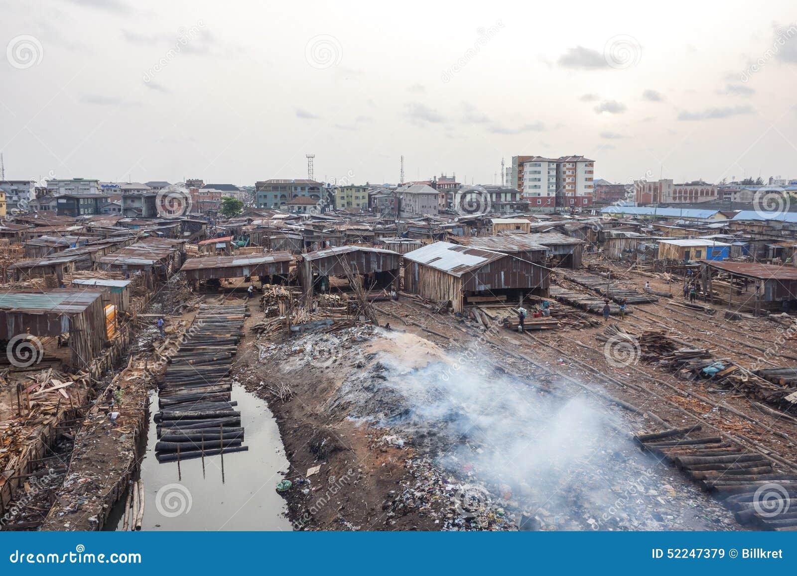 Pauvreté en Afrique
