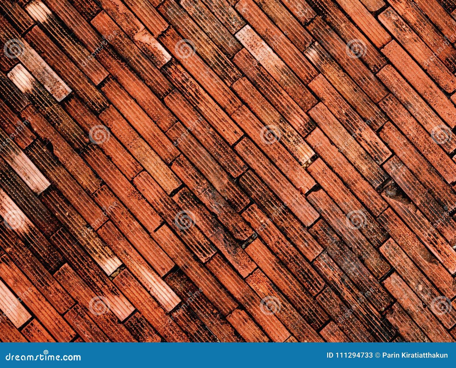 Download Old Brick Floor Texture Background Stock Image