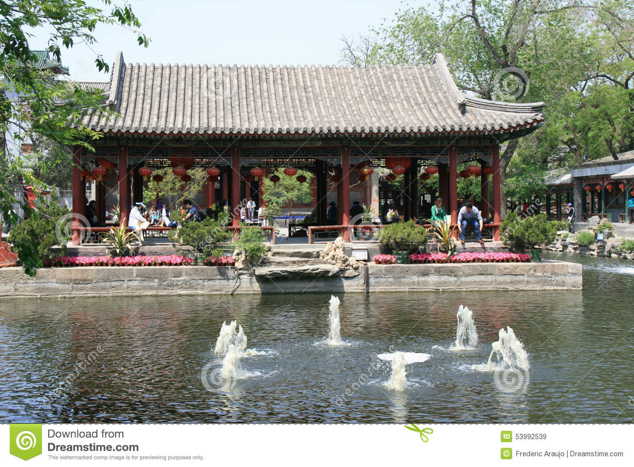 Pavilion - Prince Gong Mansion - Beijing - China (4)