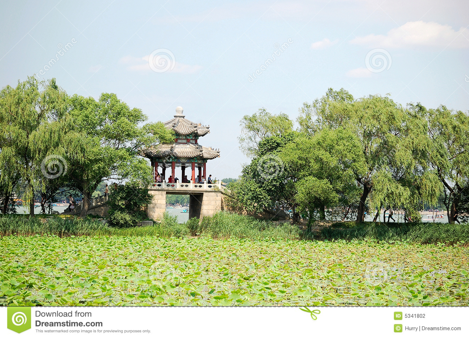 Pavilion, Summer Palace