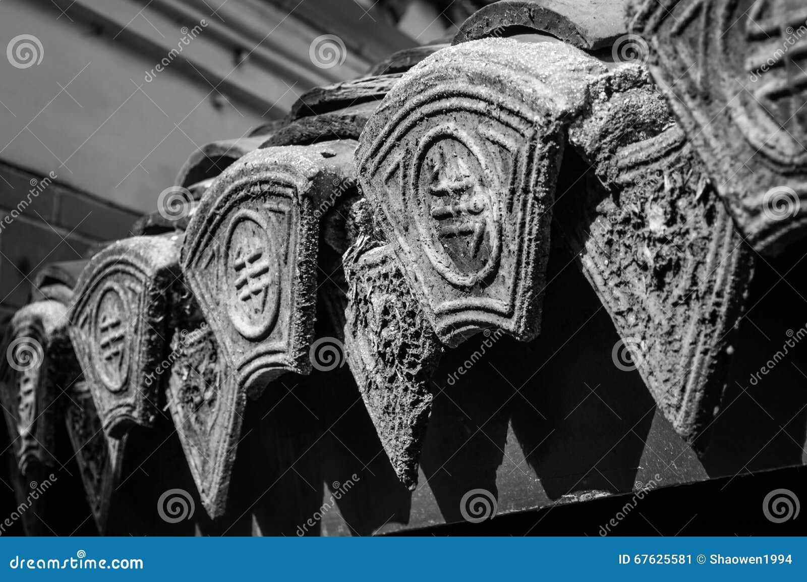 Ancient Chinese Pavilion Watt Stock Image Image Of Symbol Roof