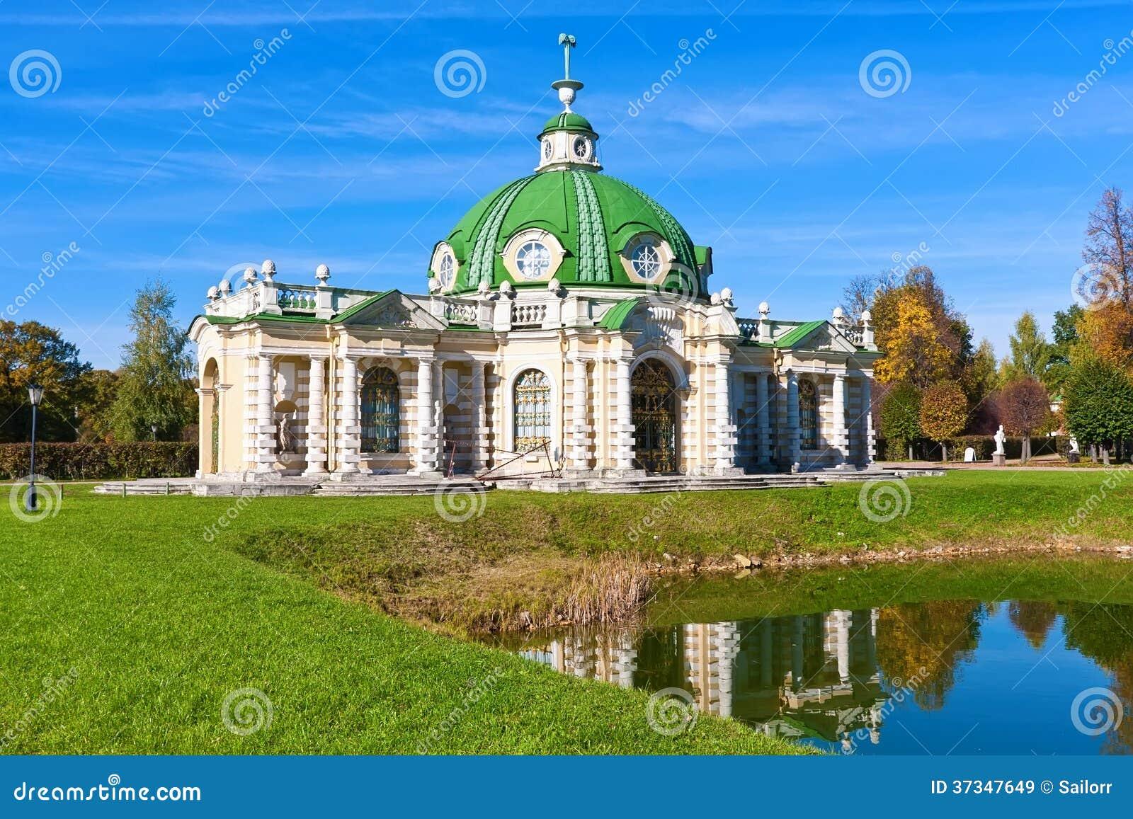 Paviljonggrotta i Kuskovo