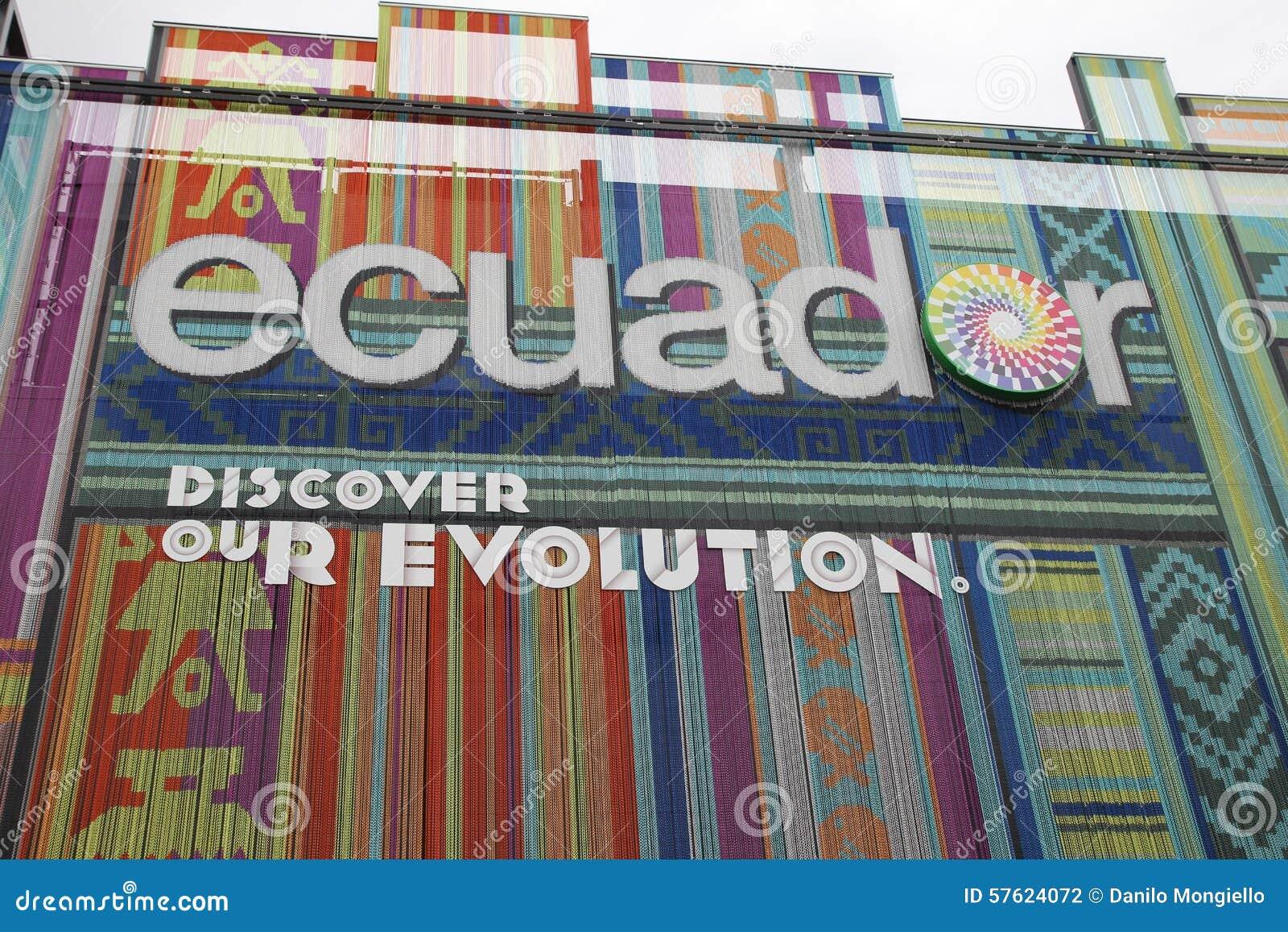 Pavillon de l Equateur