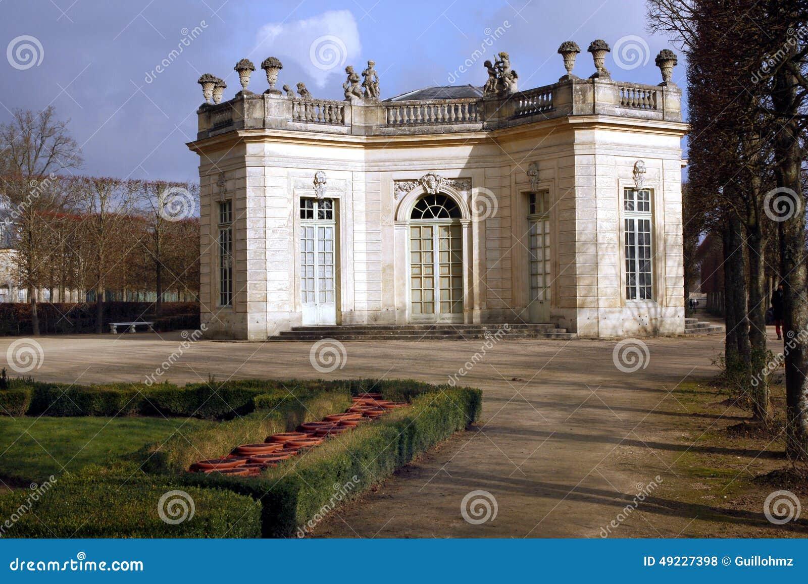 The Pavillon Français - Versailles