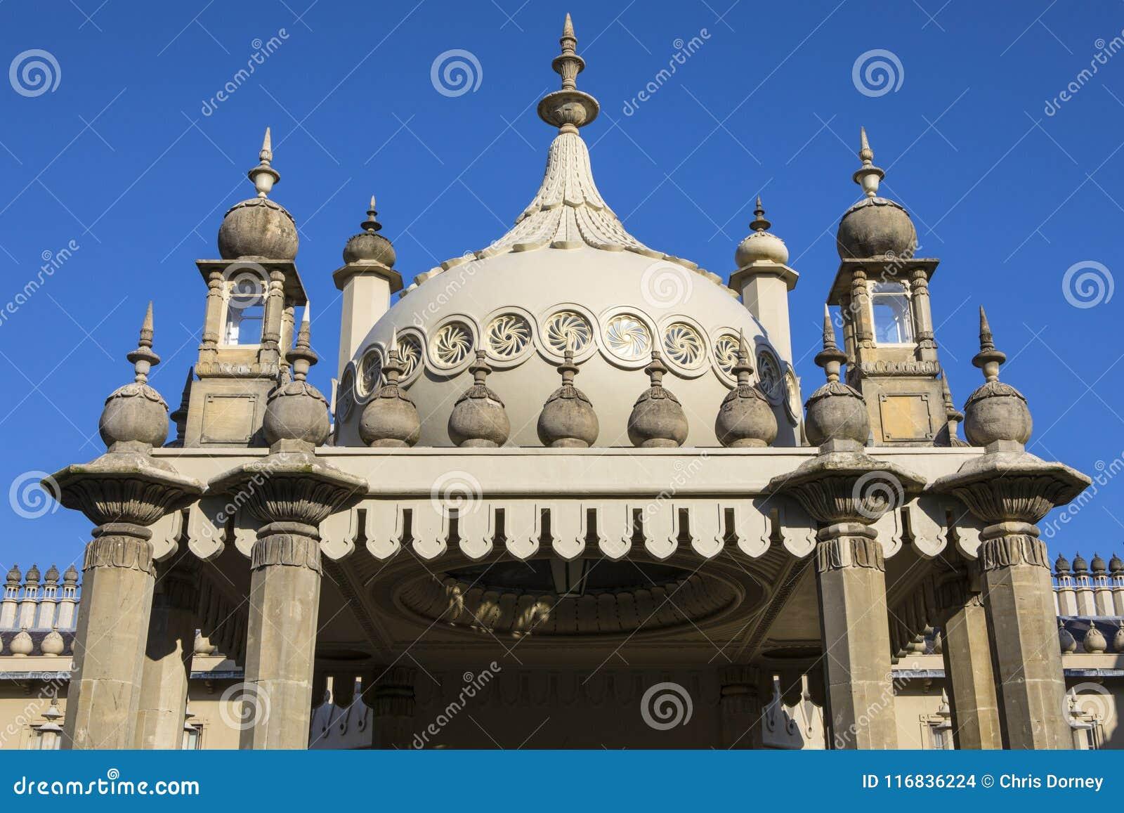 Pavillon royal à Brighton