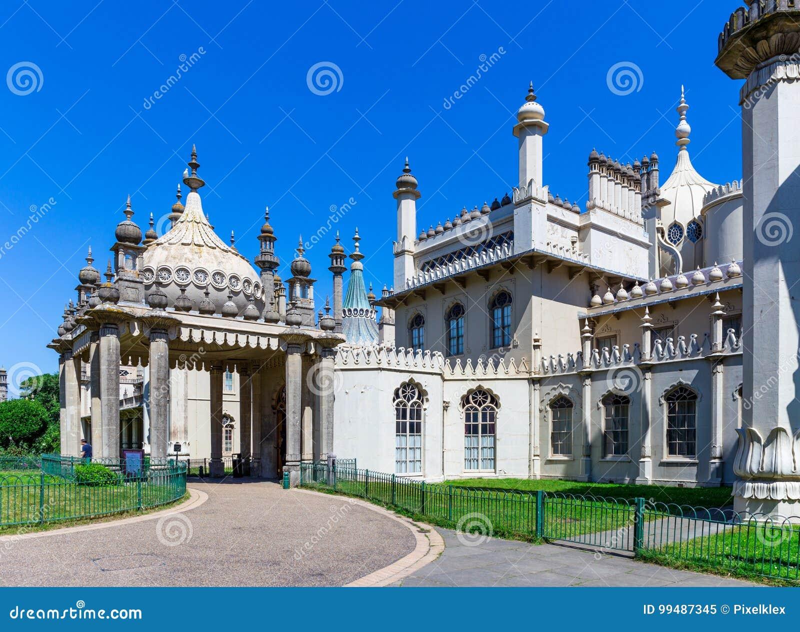 Pavillon royal, Brighton