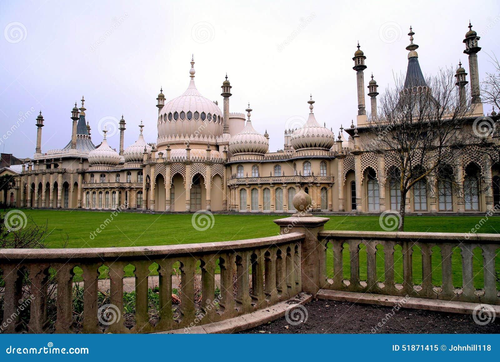 Pavillon royal, Brighton, R-U