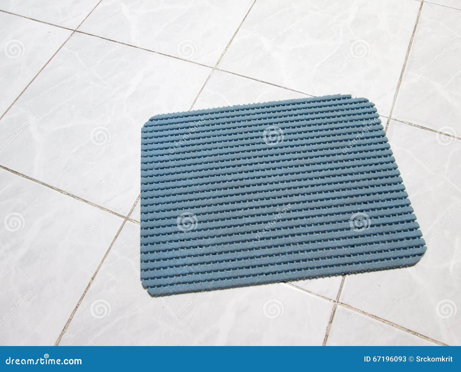 Pavimentazioni in piastrelle bianche immagine stock