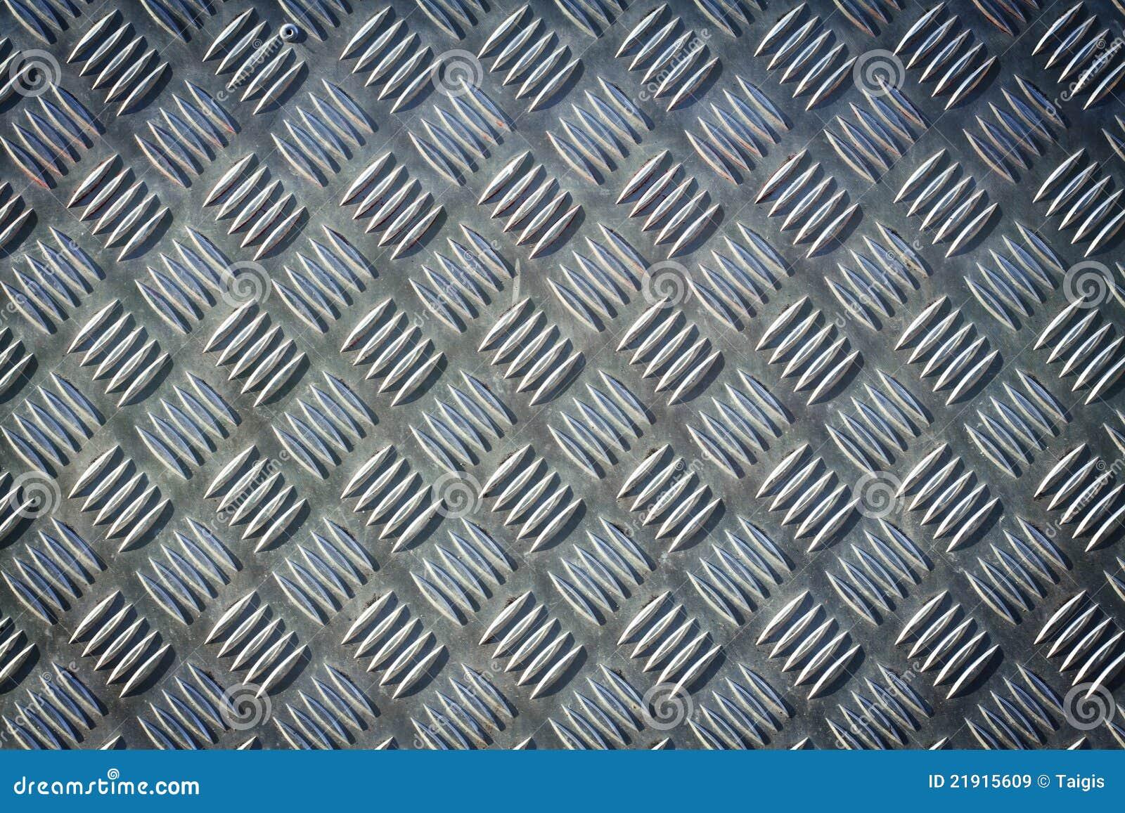 Pavimento del metallo immagini stock libere da diritti for Disegni unici del pavimento