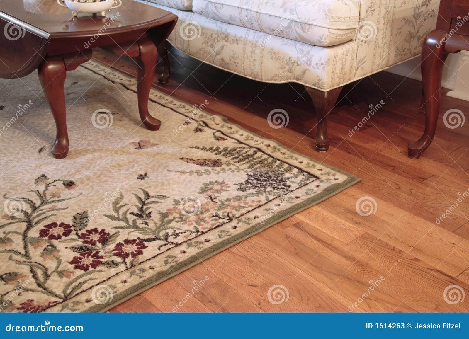 Pavimento del salone