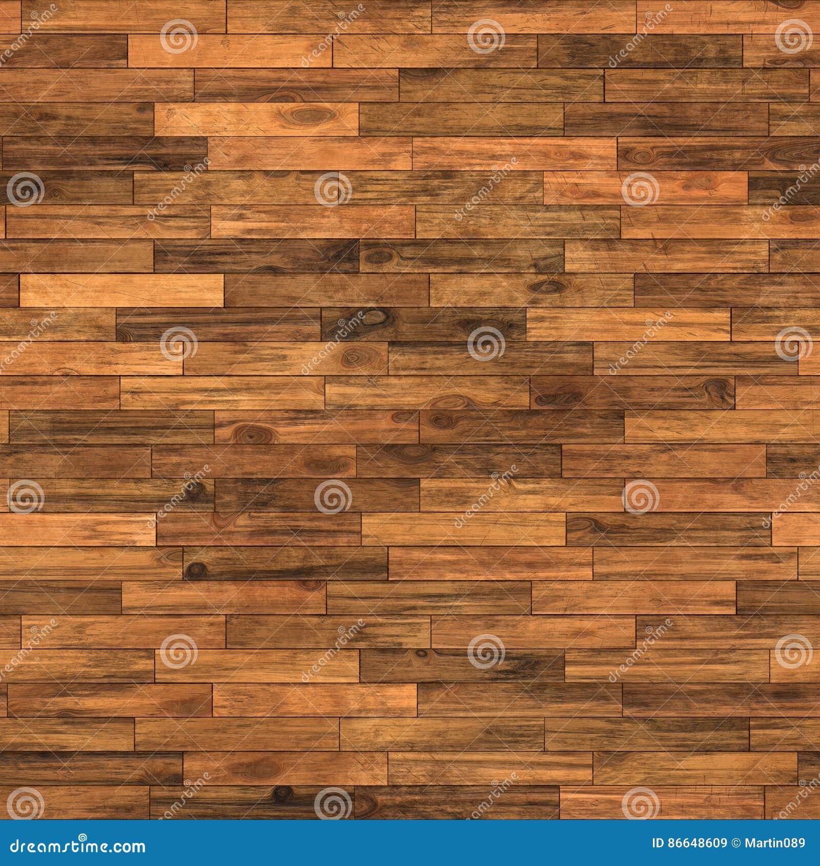 Pavimento di legno senza cuciture illustrazione di stock - Pitturare legno senza carteggiare ...