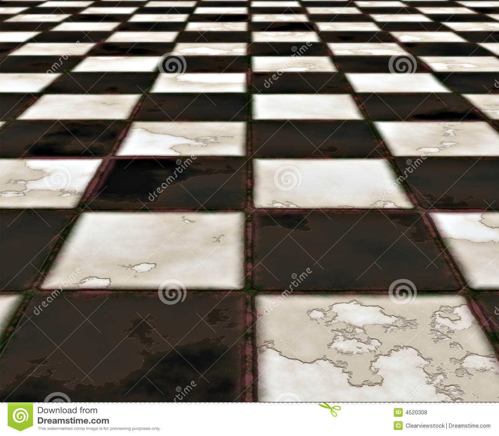 Pavimento di marmo in bianco e nero fotografia stock for Pavimento bianco e nero