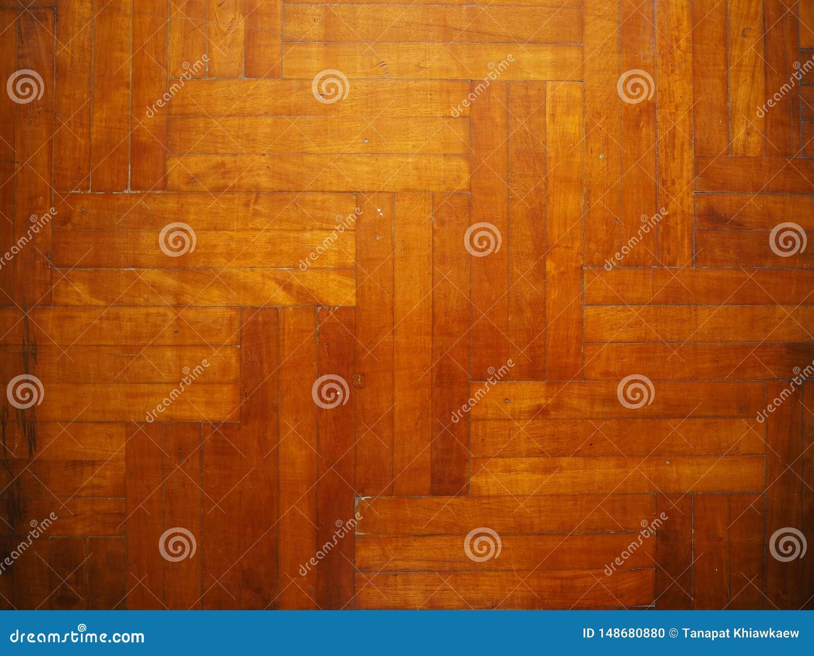 Parquet In Legno Duro pavimento di parquet di legno, pavimento di pake fotografia