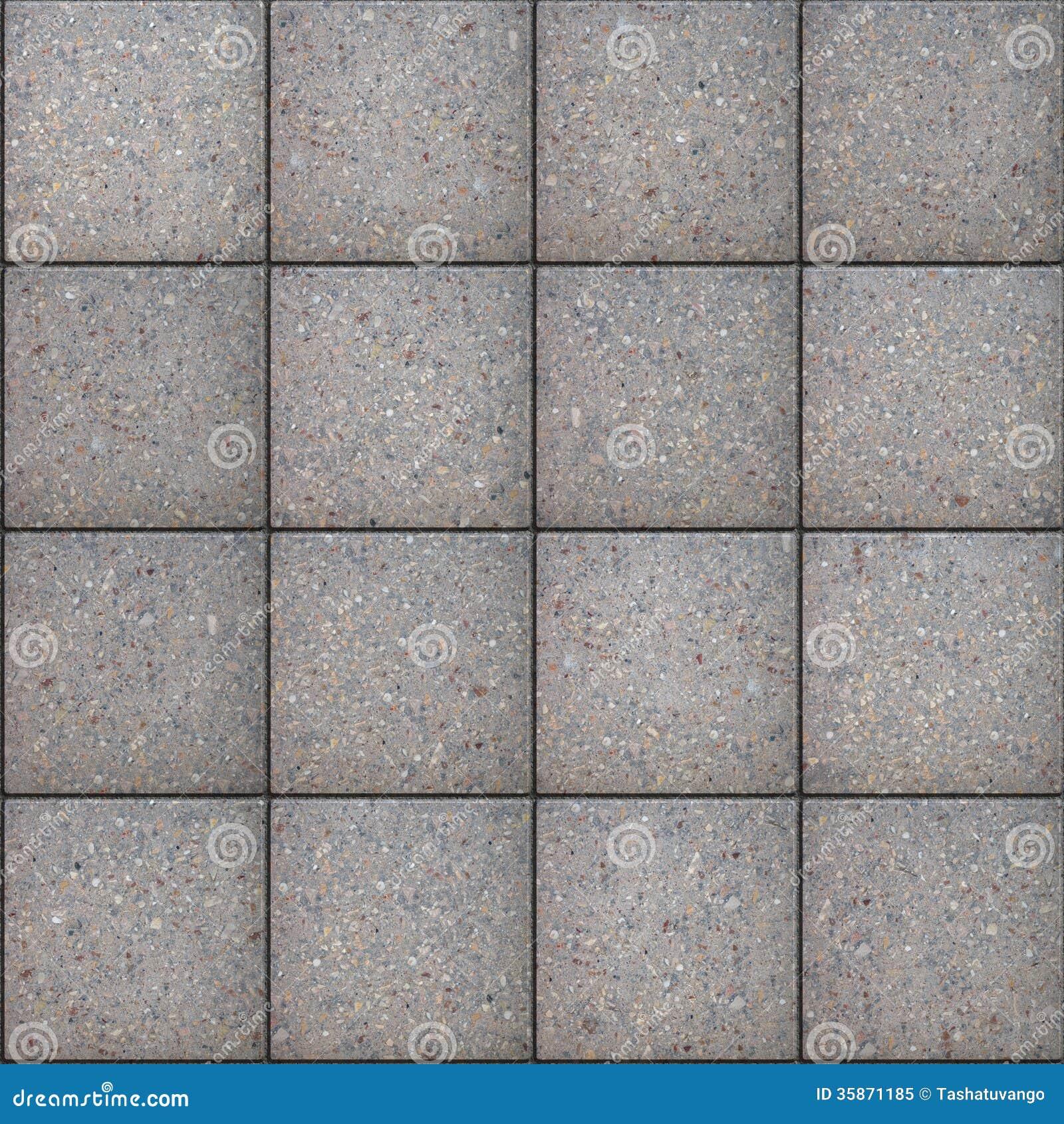Texture Concrete Slab : Paving slabs seamless tileable texture stock image