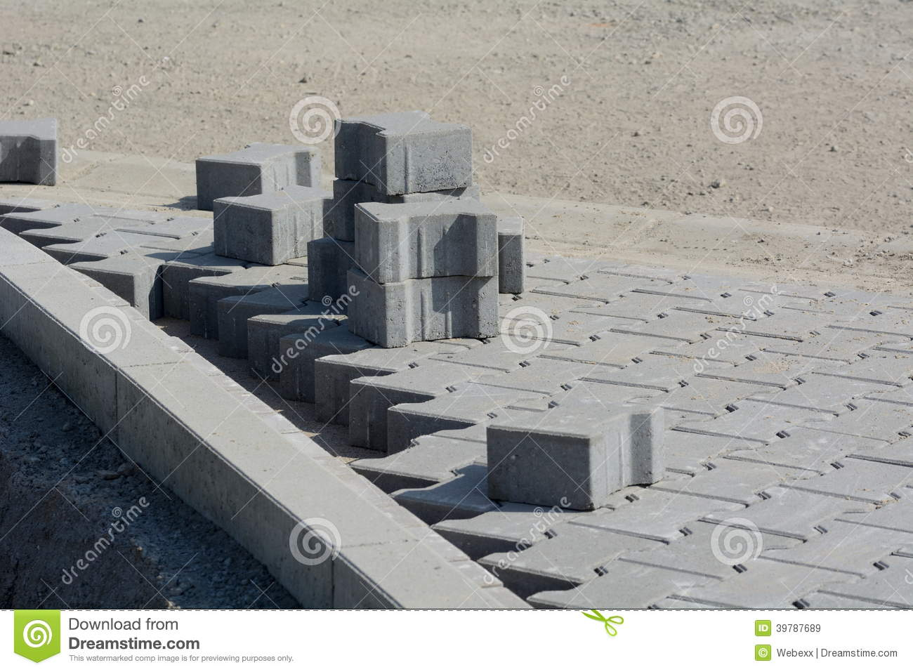 Download Paving stones stock image. Image of association, patio - 39787689