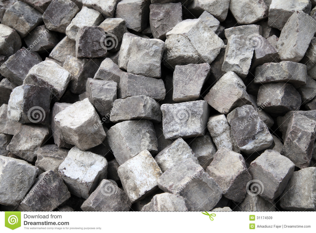 Paving Stones Royalty Free Stock Images Image 31174509