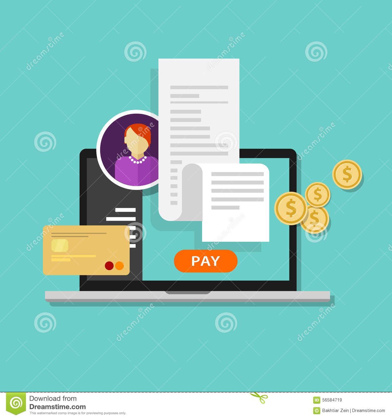 How To Pay A Credit Card Bill