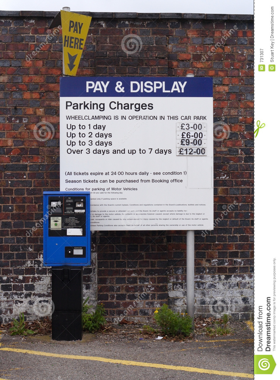 Car Park Pay And Display Machines
